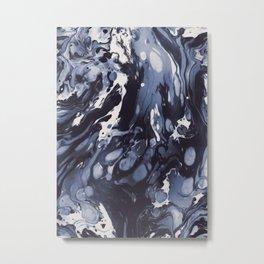 ENEMIES Metal Print