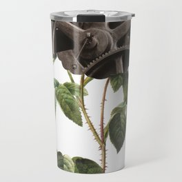 Mechanical Botanical Travel Mug