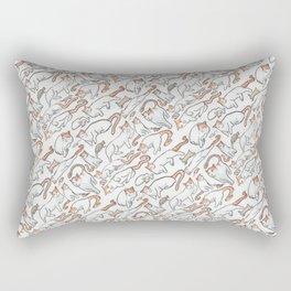 Ringo the Cat Rectangular Pillow