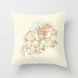 Arbor Ludi: Capablanca Throw Pillow