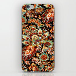 Imperial Paisley iPhone Skin