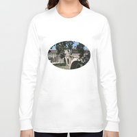 rome Long Sleeve T-shirts featuring Rome by AntWoman