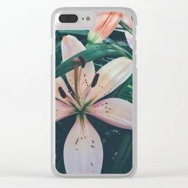 Stealing my sun tan Clear iPhone Case