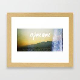 Explore more 2.0 Framed Art Print