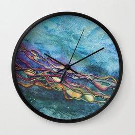 Drifting Wall Clock