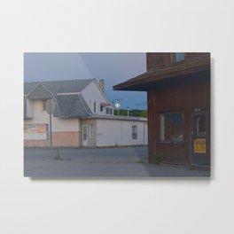 small towns  Metal Print