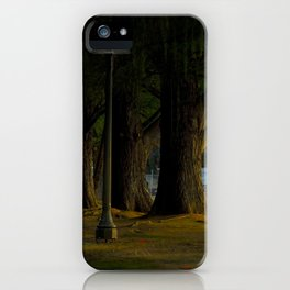 Fairmont Park iPhone Case