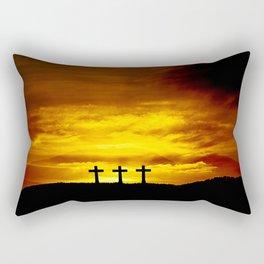Calvary Rectangular Pillow