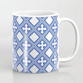 Chinese Tile Coffee Mug