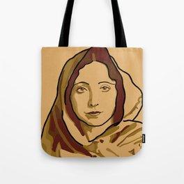 Anaïs Nin Tote Bag