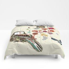 Owl wow Comforters