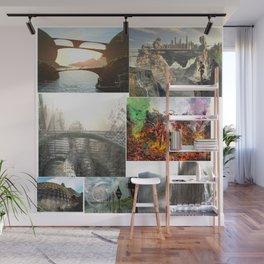 3D Multi 300 Wall Mural