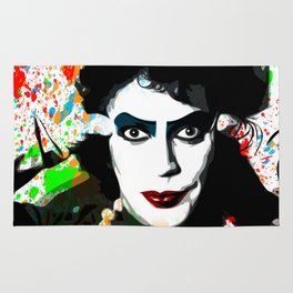 The Rocky Horror Picture Show   Pop Art Rug