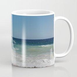 Mediterranea Sea and Waves Coffee Mug