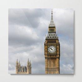 Big Ben 1 Metal Print