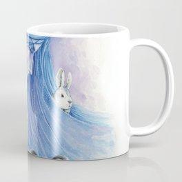 Lady Winter / Dame Hiver Coffee Mug