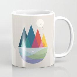 Somewhere Coffee Mug