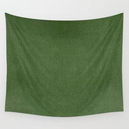Sage Green Velvet texture Wall Tapestry