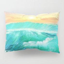 Light in a storm Pillow Sham