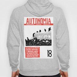 Autonomia n. 18 Hoody