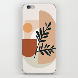 Geometric Shapes iPhone Skin