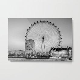 London Eye, London Metal Print