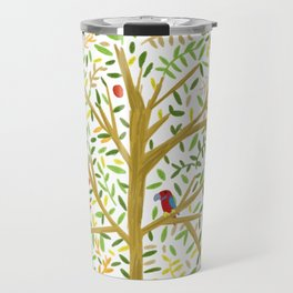 White Oak Crown Travel Mug