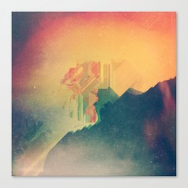 wary[.~.] Canvas Print