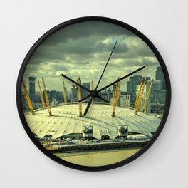 Dome Panorama Wall Clock
