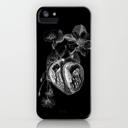 Blooming Heart iPhone Case