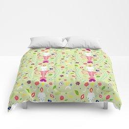 Estampado Girl Power Comforters