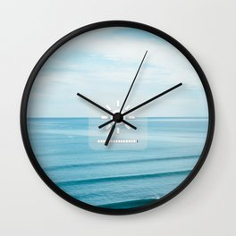 BRIGHTNESS Wall Clock