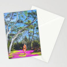 Beck in the Bush Stationery Cards