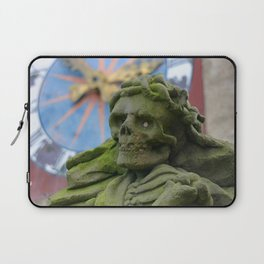 The Death | Der Tod Laptop Sleeve