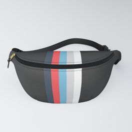 Classic Stripes Tianlong Fanny Pack