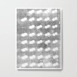 017 Metal Print