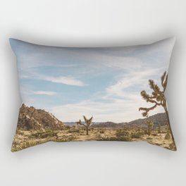 Joshua Tree National Park XXVI Rectangular Pillow