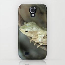 Froggy style iPhone Case
