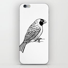 The Bird iPhone Skin