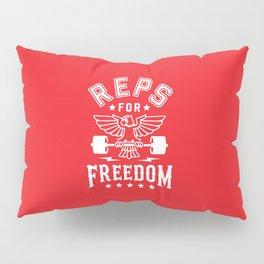 Reps For Freedom v2 Pillow Sham