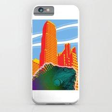 Lizard In The Window Slim Case iPhone 6s