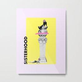 Sisterhood Metal Print