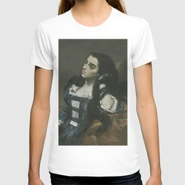 Gustave Courbet - Spanish Woman T-shirt
