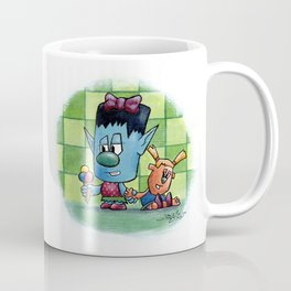 Little moster III Coffee Mug
