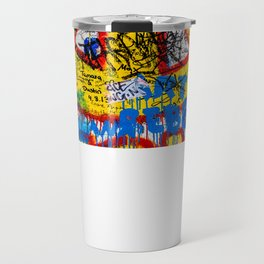 Berlin Wall Travel Mug