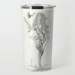 Tree Dancer in Flight Travel Mug