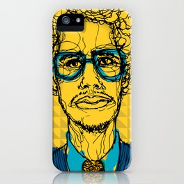 Rodriguez Lopez iPhone Case