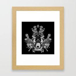 I am Justice 2 Framed Art Print