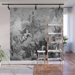 A Biblical Scene Wall Mural