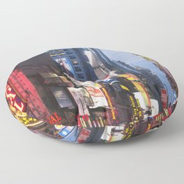 Time Square Floor Pillow